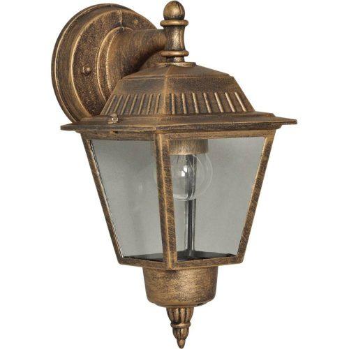 Kültéri lámpa 1xE27 York