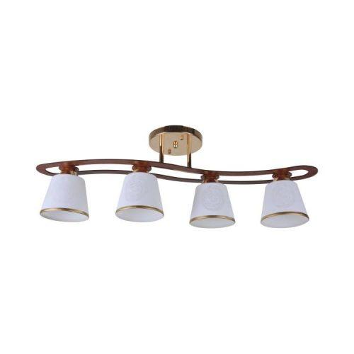 Mennyezeti lámpa  Cup Ly 3078 4 x E27