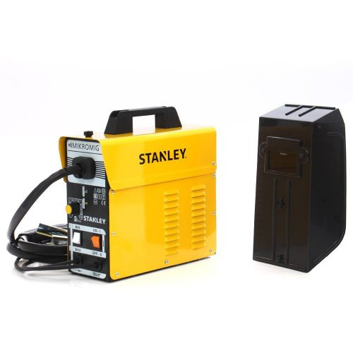 Hegesztőgép mig-mag 35-95 A,Stanley Mikromig + kiegészítők