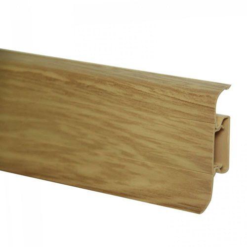 PVC szegő kábelcsatornás 2500 x 52 x 22 mm
