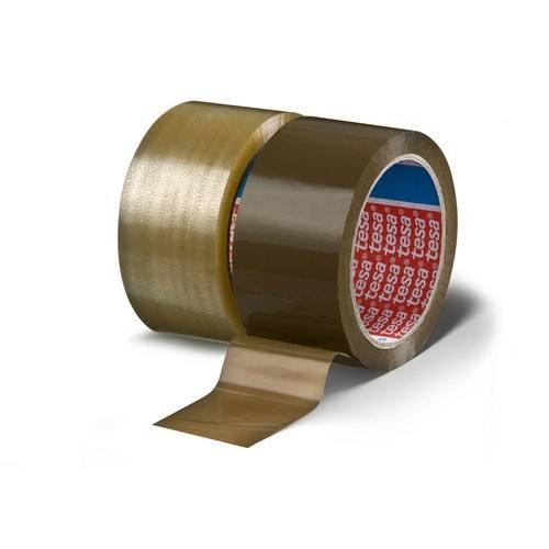 Csomagoló szalag Tesapack 66x48mm átlátszó
