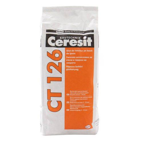 Glett Ceresit CT 126 Beltér 2-10 mm 5kg