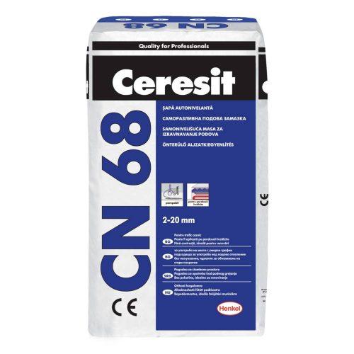 Aljzat kiegyenlítő Ceresit CN68 25Kg