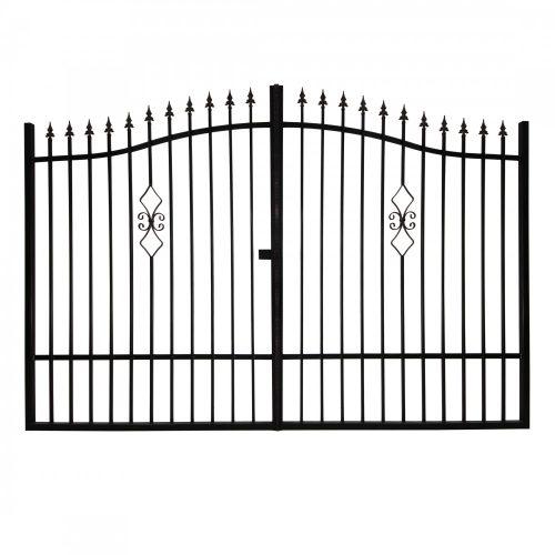 Legyártott kerítés 3000x2000mm