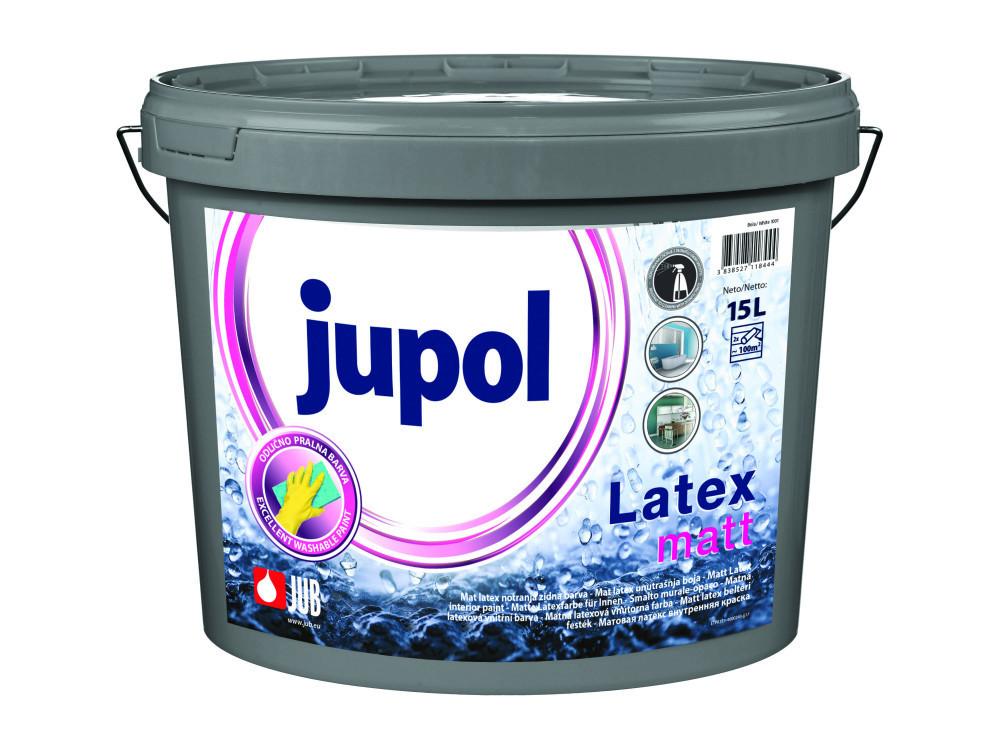 Jupol Latex matt mosható beltéri festék - 2 liter