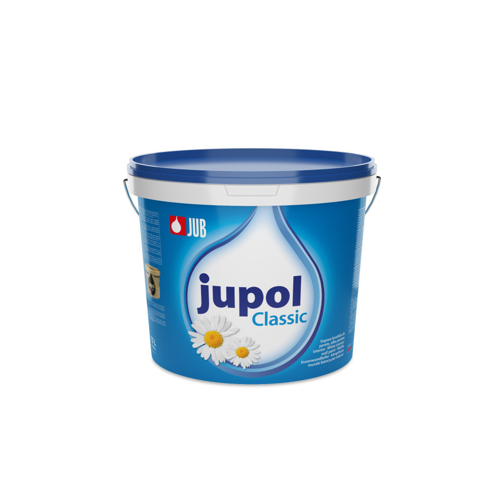 Beltéri festék - Jupol Classic 10 l